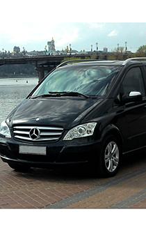 Минивэн такси Оленевка - Поповка